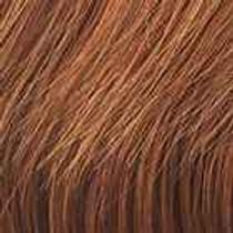 Hairuwear 25 Straight Pony - Glazed Fire