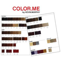 Color Me Color Me Paper Color Chart/Use Guide