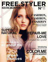 Kevin Murphy Kevin Murphy Freestyler Magazine