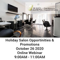 Other Brands Holiday Salon Opportunities and Promotions 10.26 Webinar