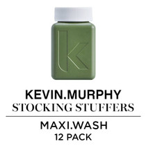 Kevin Murphy MaxiWash Stocking Stuffer 12 pk