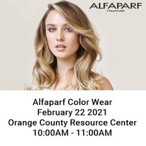 Alfaparf Color Wear 2.22 10AM Orange County