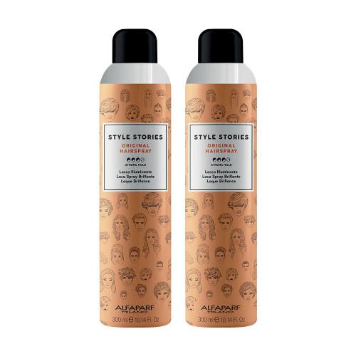 Alfaparf Original Hairspray Buy One Get One Free