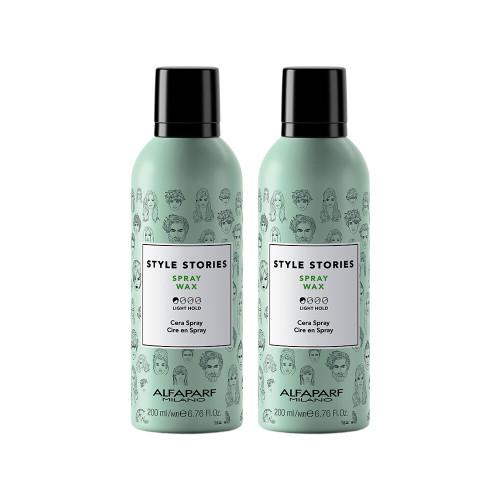 Alfaparf Spray Wax Buy One Get One Free