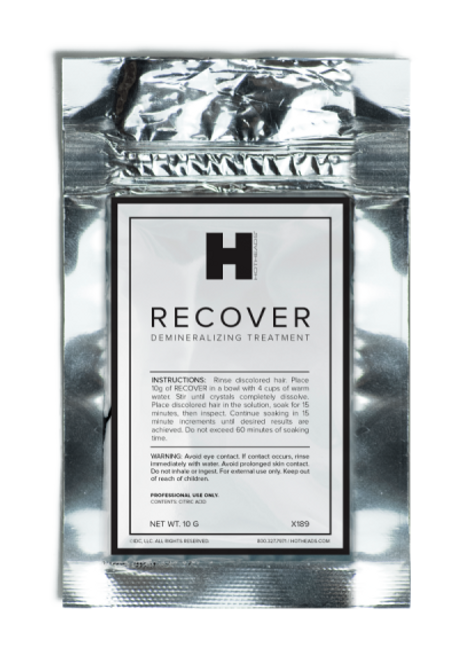 Hotheads Hotheads Recover Demineralize Treatment