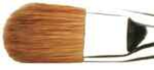 MUD Brush - #320 Oval Shadow