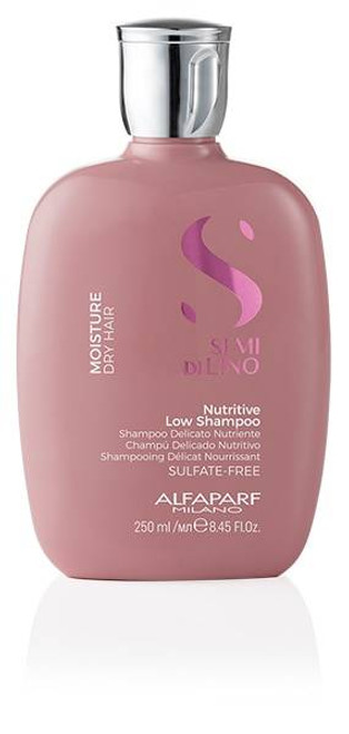 Semi Di Lino Nutritive Low Shampoo