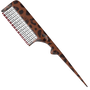 Wet Brush Wet Brush Teeze W/Eez Comb - Leopard