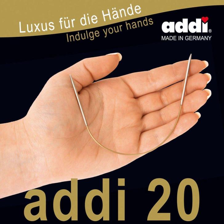 Addi Circular Needles (very short) 20cm