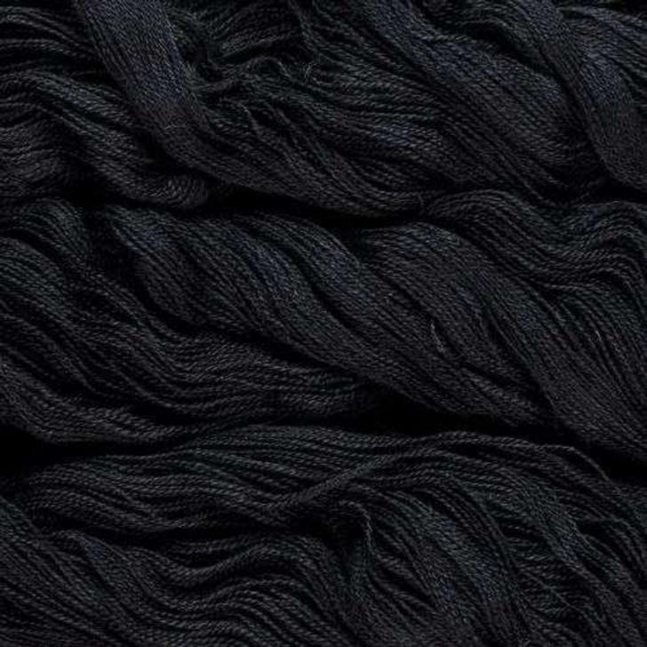 Malabrigo Silkpaca Yarn - Black (195)