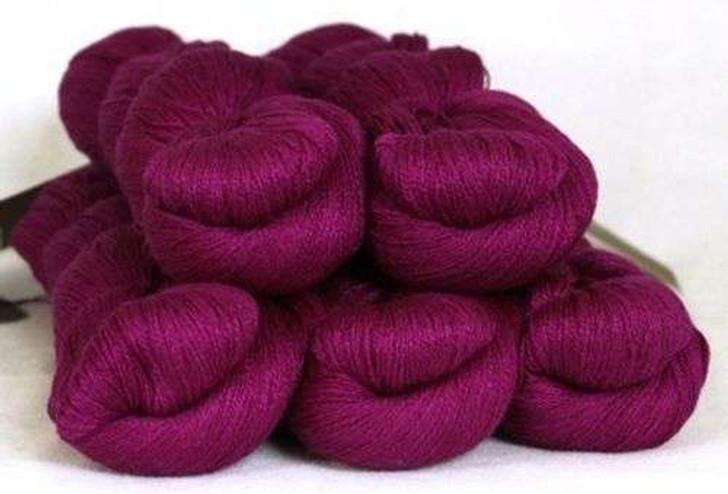 Fyberspates Scrumptious Lace Yarn - Magenta (512)