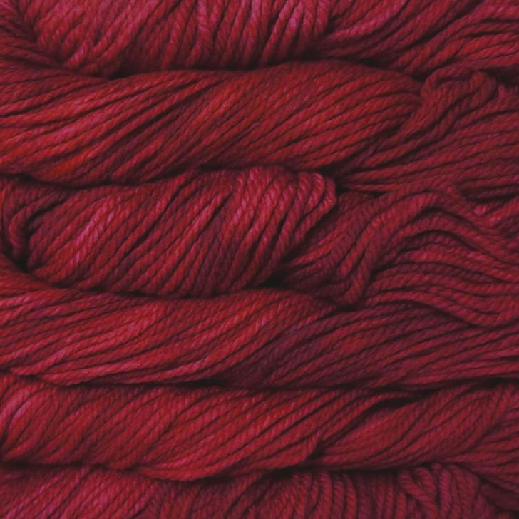 Malabrigo Chunky Yarn - Ravelry Red (611)