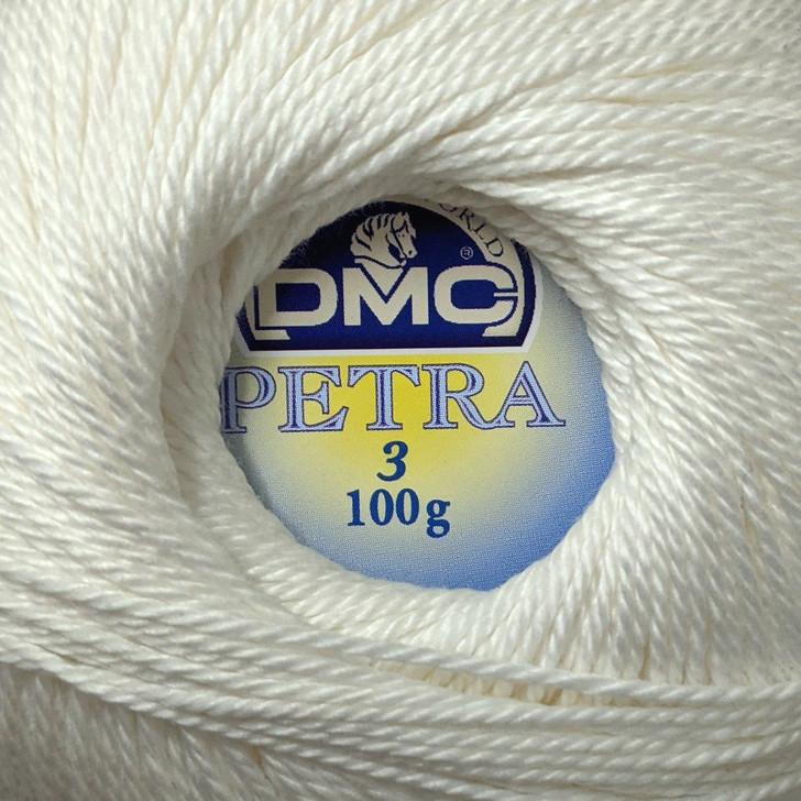 DMC Petra Crochet Thread - Colour: 54460 - Cotton - Size 3 - 100g