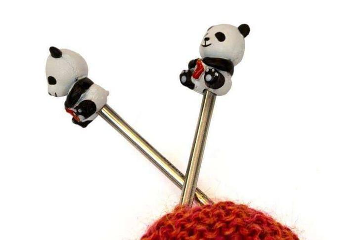 HiyaHiya Panda Li Needle Tip Protectors