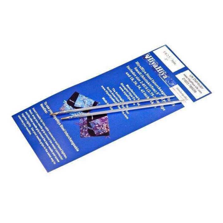 HiyaHiya Steel Interchangeable Needle Tips