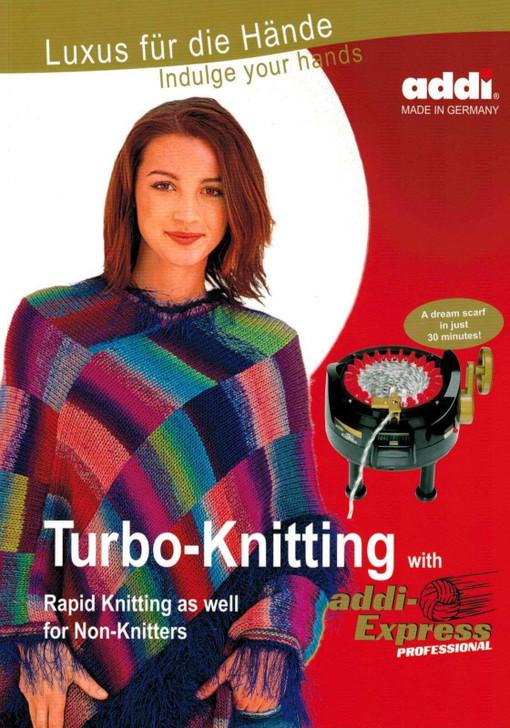 Turbo-Knitting with addi-Express Professional - addi Pattern Book