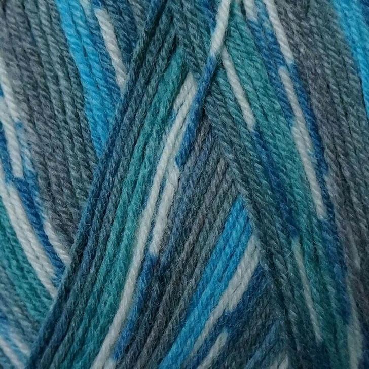 SOCKA Fortissima Mexico Sock Wool Yarn (9097)