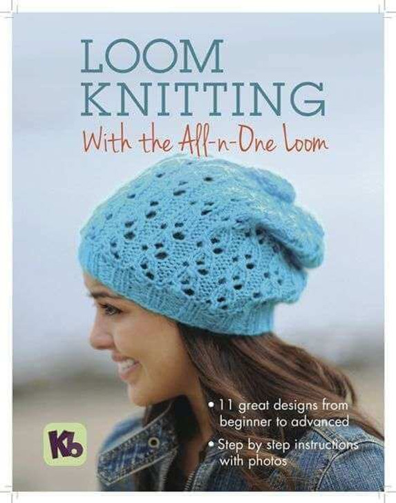 KB Pattern Book: Loom Knitting with the All-n-One Loom