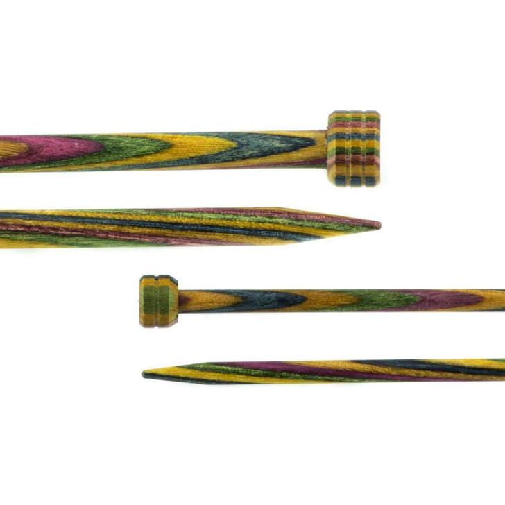 KnitPro Symfonie Wood 15cm Straight Needles