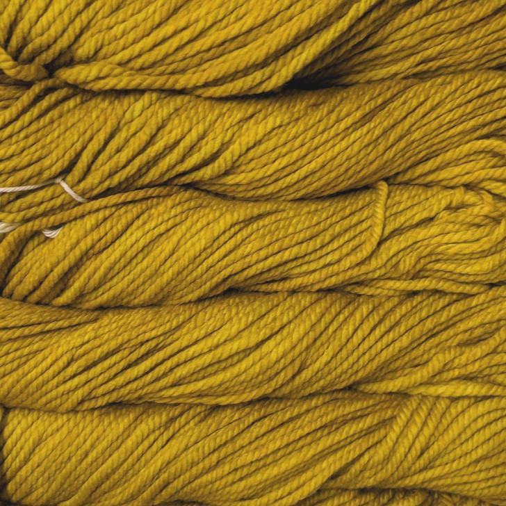 Malabrigo Chunky Yarn - Frank Ochre (035)
