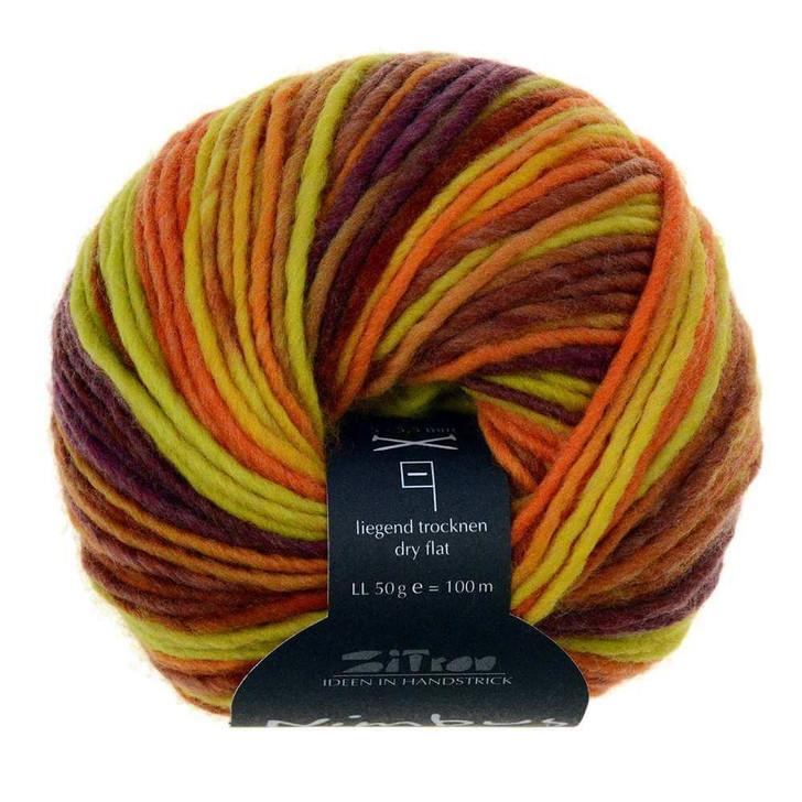 Zitron Nimbus Yarn - Yellow Mix (035)