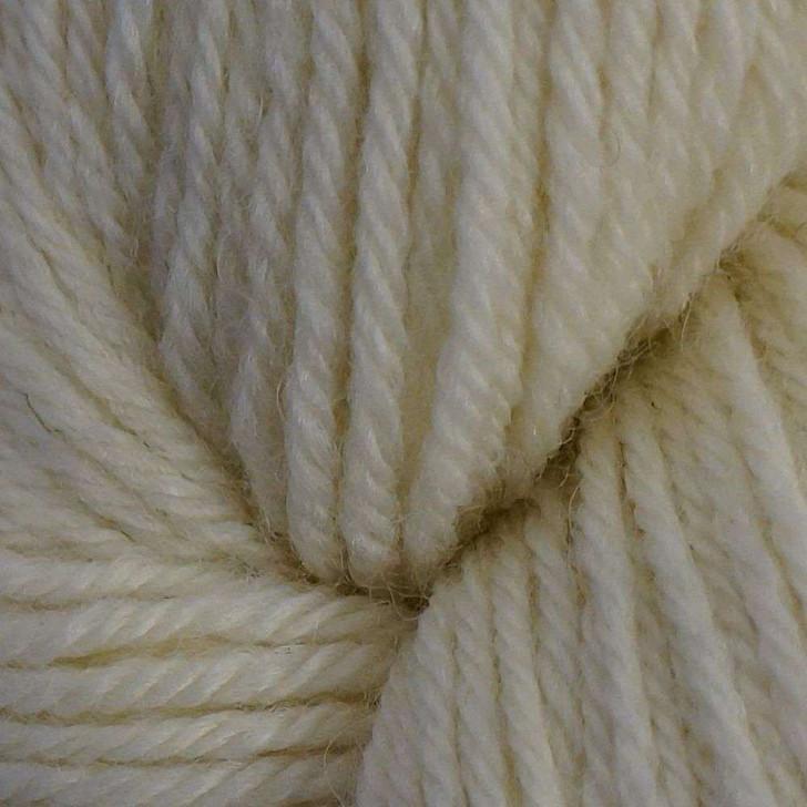 WYS Fleece Blue Faced Leicester DK Yarn - 100g - Ecru (001)