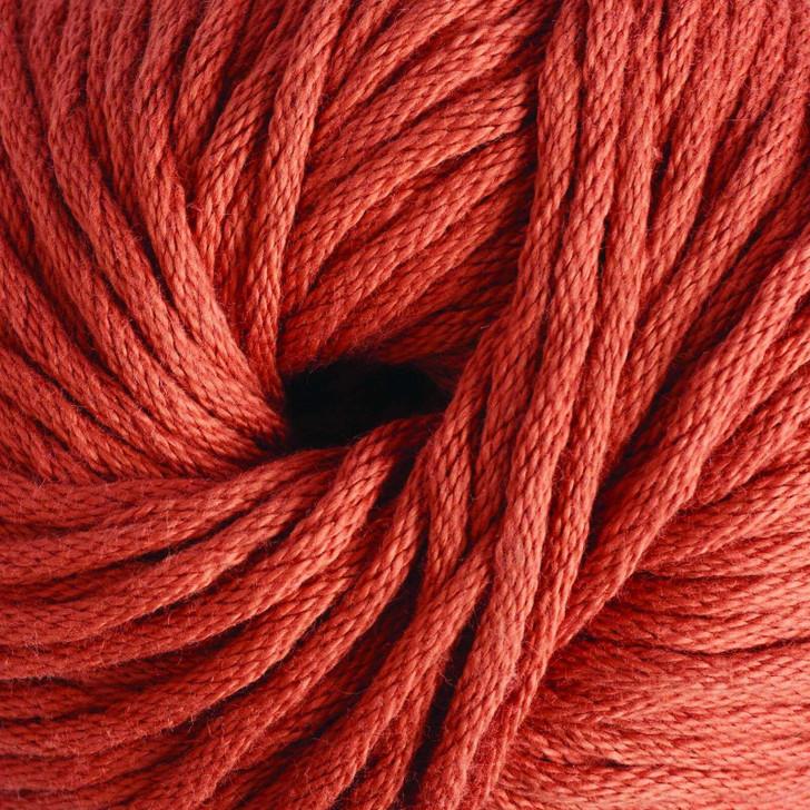 DMC Natura XL 101 Just Cotton Yarn - 100g - Terracotta