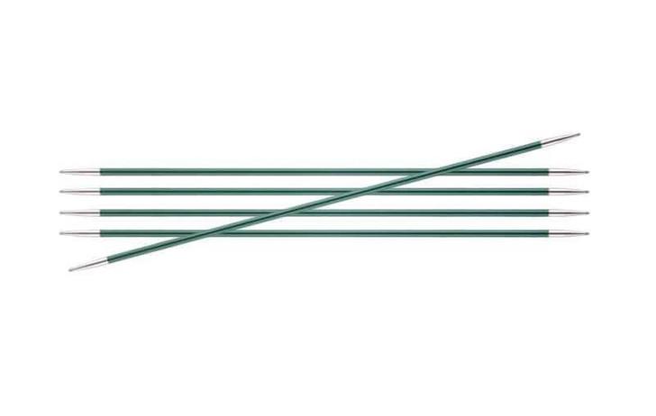 KnitPro Zing DPNs / Double Point Needles Knitting Aluminium