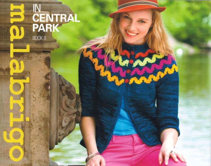 In Central Park (Malabrigo Pattern Book 8)