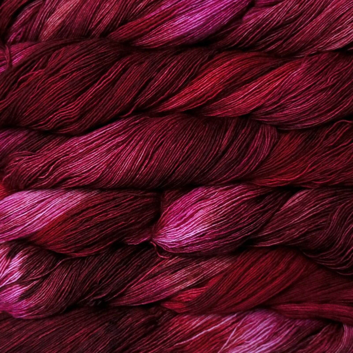 Manos Del Uruguay MARINA Lace Weight Yarn - Sangre (MA6422)