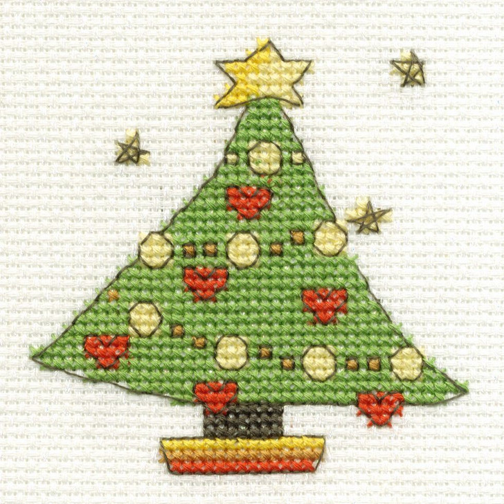 DMC Christmas Mini Cross Stitch Kits