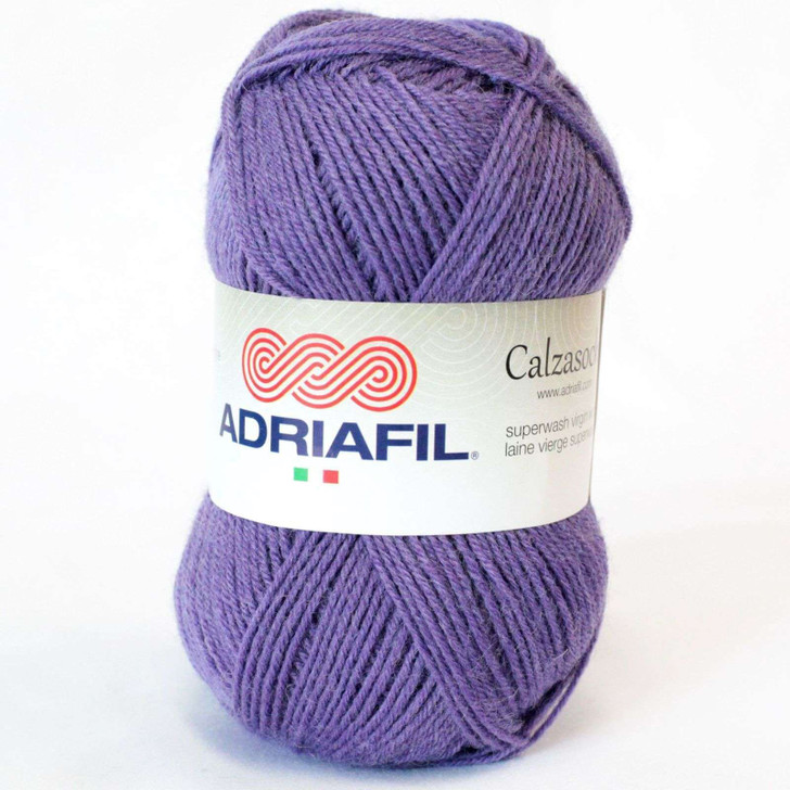 Adriafil Calzasocks Sock Yarn - Violet (041)
