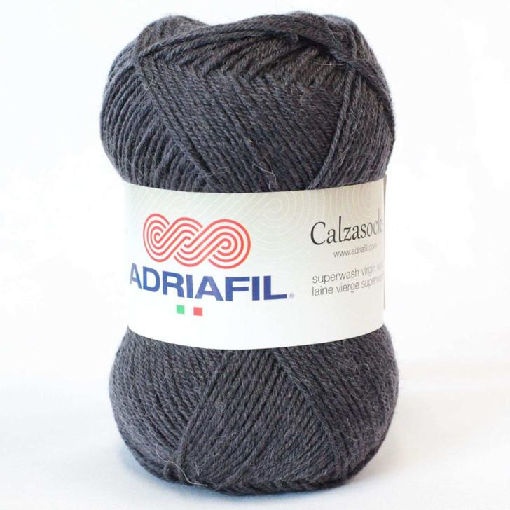 Adriafil Calzasocks Sock Yarn - Anthracite (044)