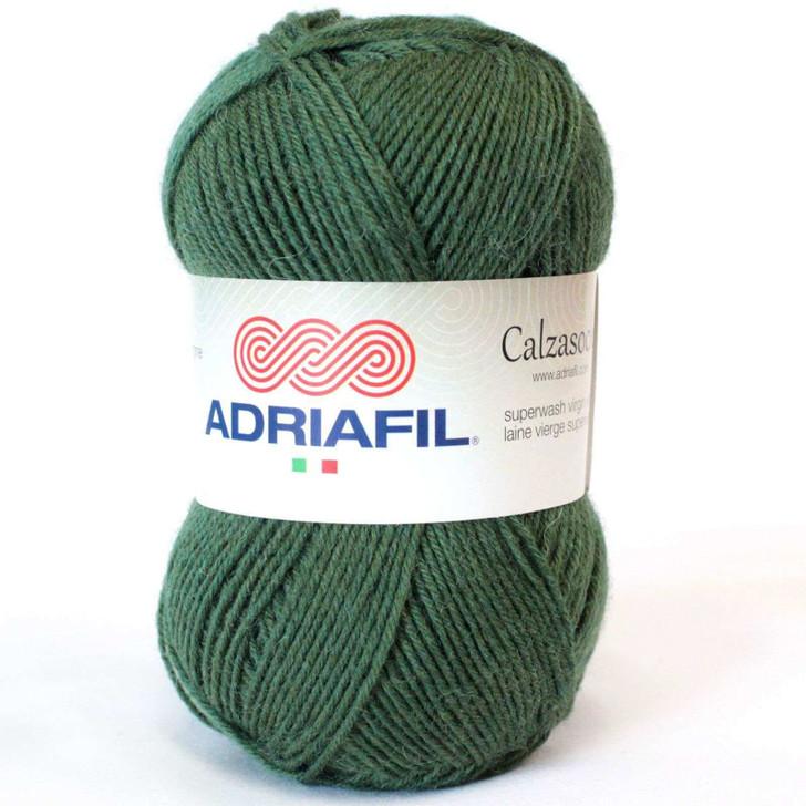 Adriafil Calzasocks Sock Yarn - Forest Green (043)