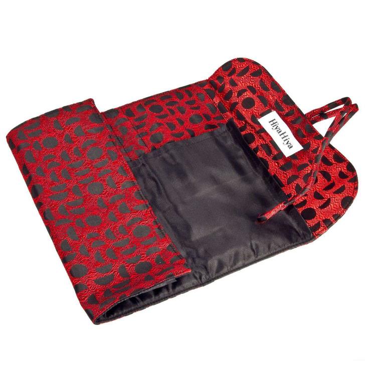 HiyaHiya Fabric Roll Case for DPNs / Crochet Hooks