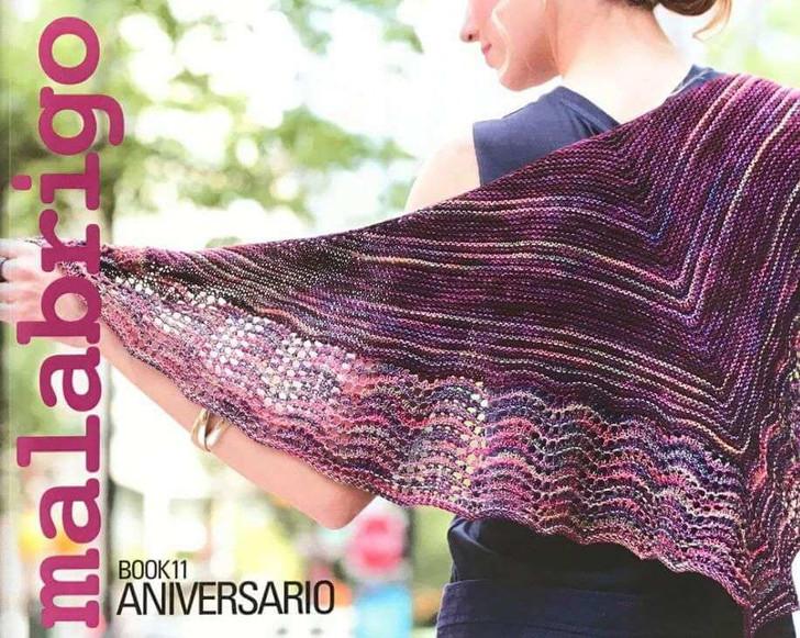 Malabrigo Book 11 - Aniversario