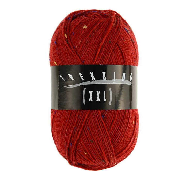 Trekking XXL Tweed Sock Yarn - Red (240)