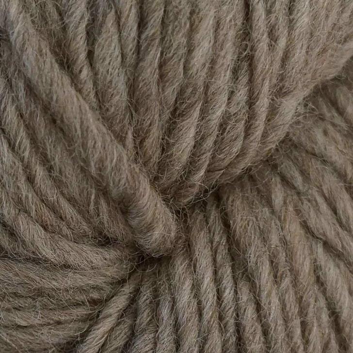 WYS Fleece Blue Faced Leicester ROVING Yarn - 100g - Light Brown (002)