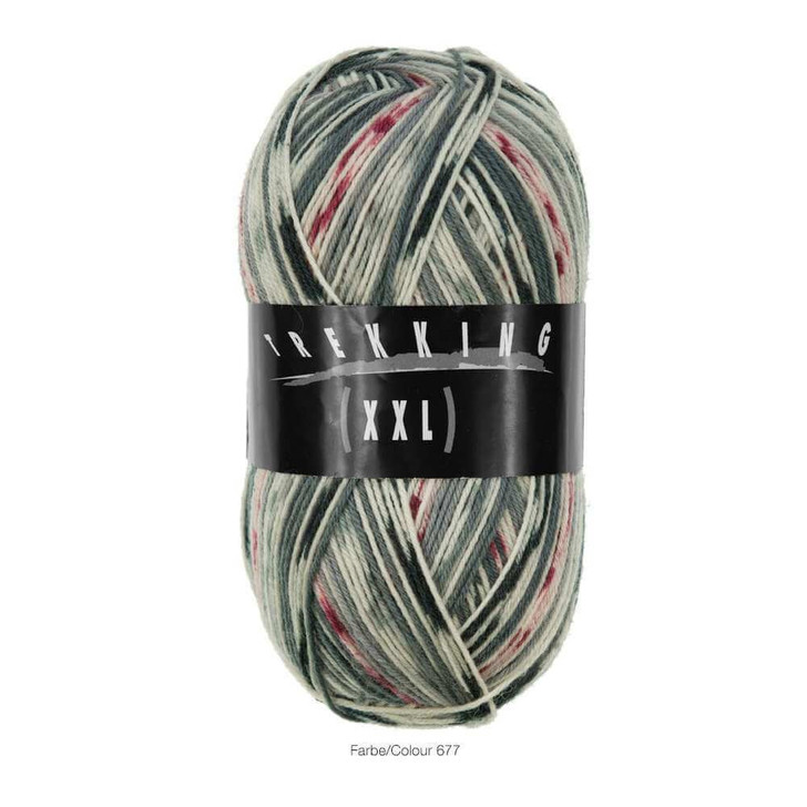 Trekking XXL Sock Yarn (677)
