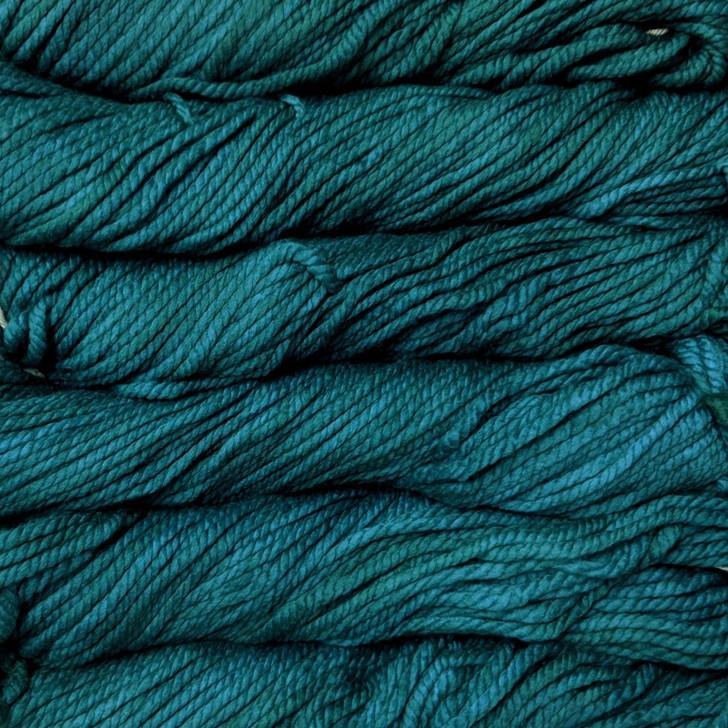 Malabrigo Chunky Yarn - Emerald (135)
