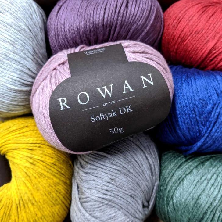 Rowan Softyak DK Yarn 50g