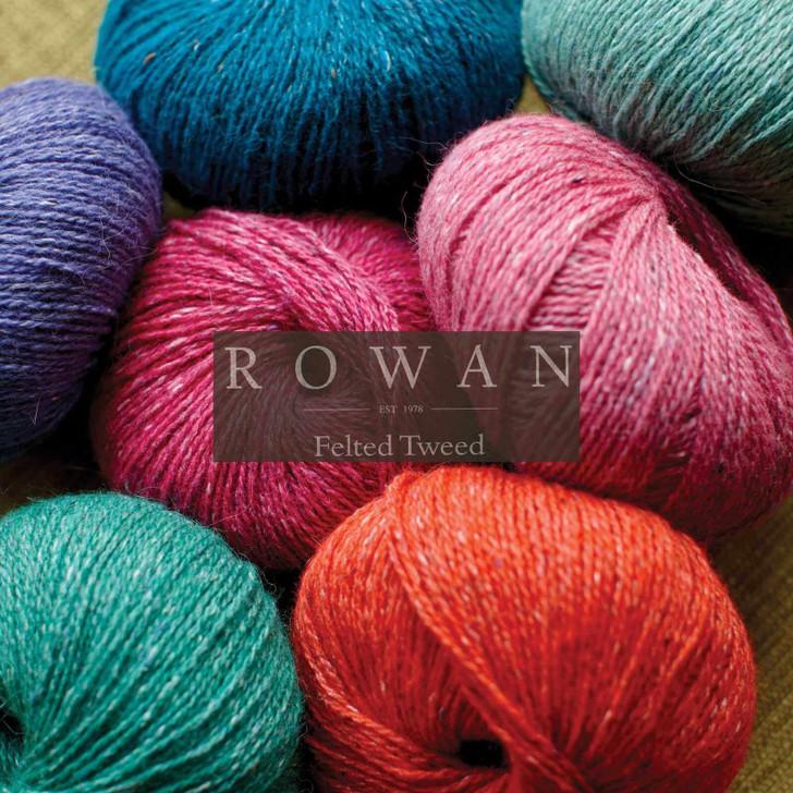 Rowan Felted Tweed Yarn 50g