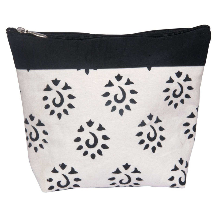 """KnitPro """"Amber"""" Fabric Printed Storage Pouch for Knitting Needles & Accessories"""