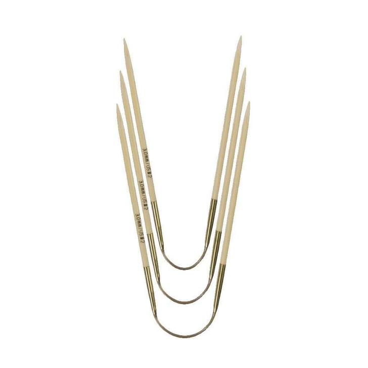 Addi CraSyTrio Bamboo Needles
