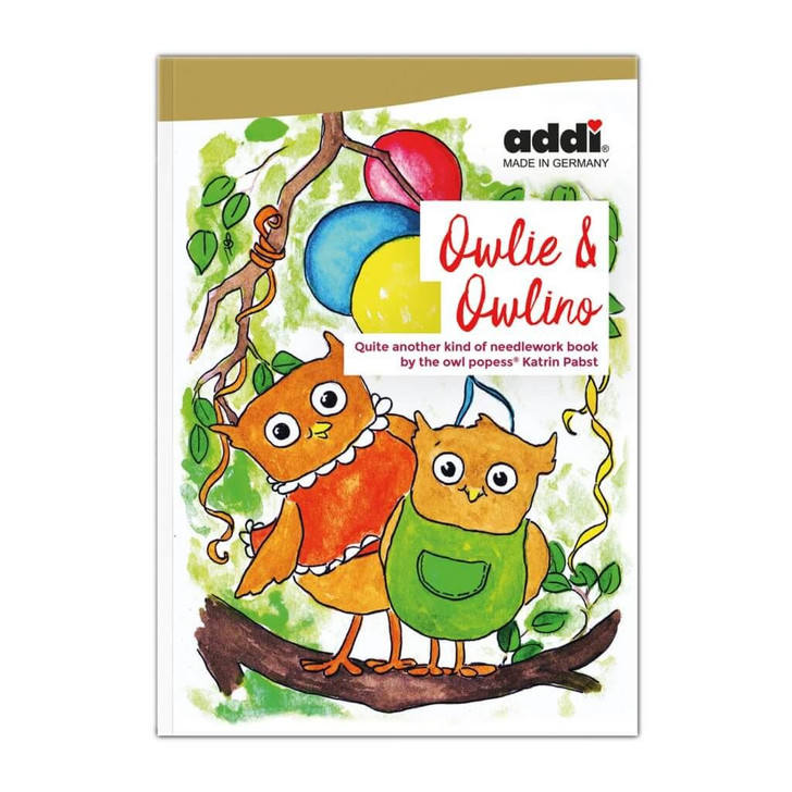 Addi Book: Owlie & Owlino