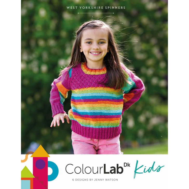 WYS ColourLabs Kids Pattern Book