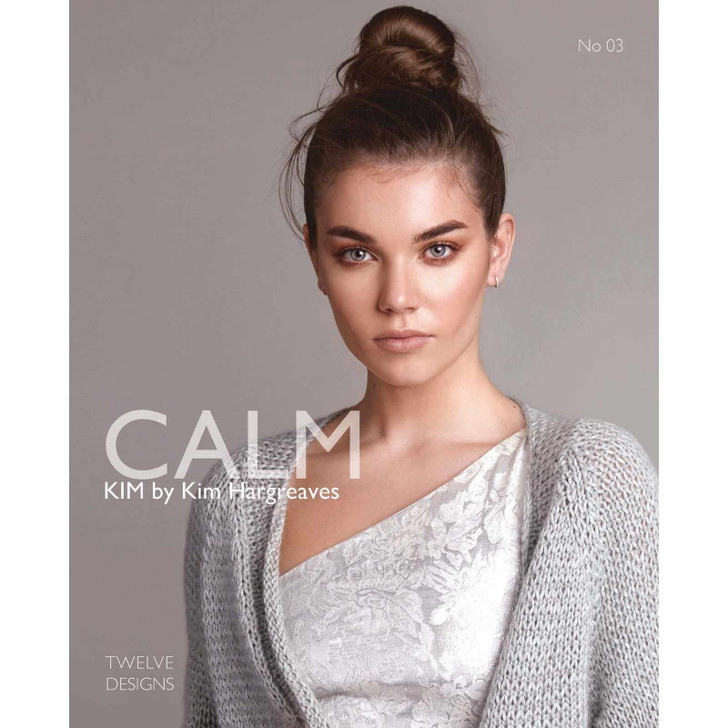 Pattern Book: Calm by Kim Hargreaves