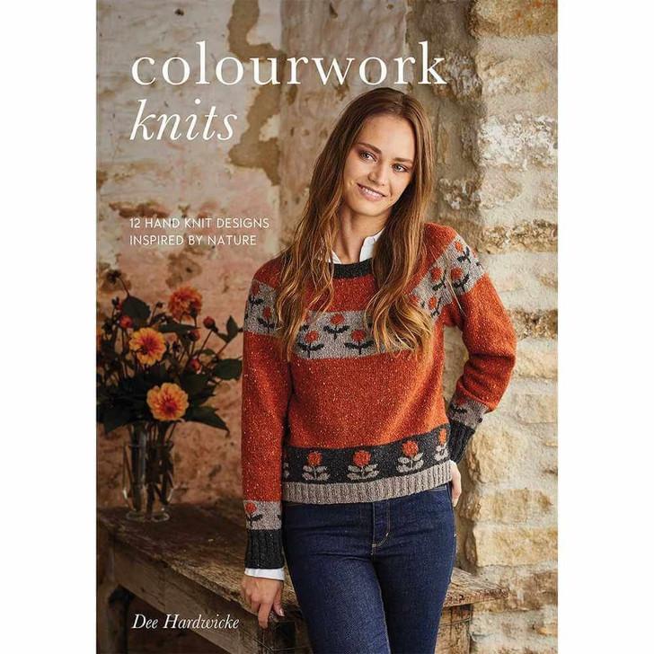 Pattern Book: Colourwork Knits by Dee Hardwicke