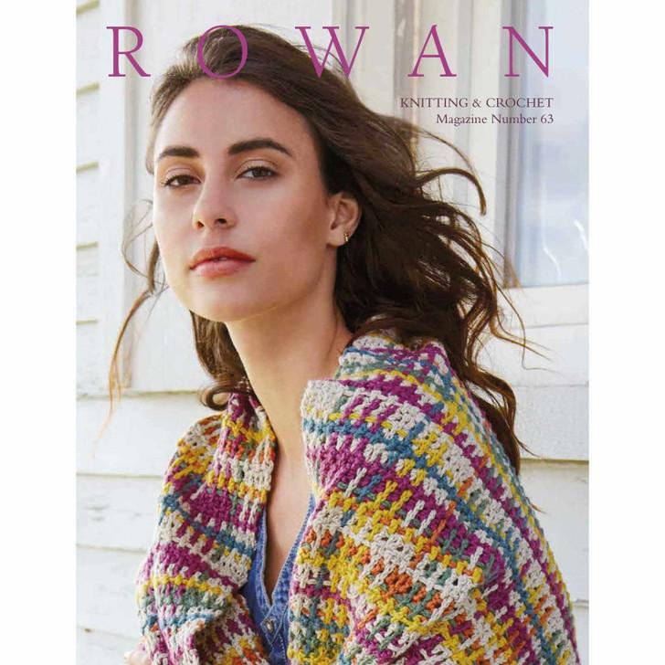 Rowan Book/Magazine 63 Spring / Summer 2018