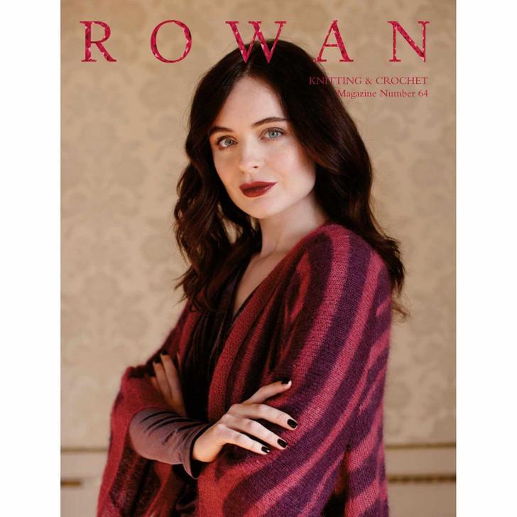 Rowan Book/Magazine 64 Autumn / Winter 2018/2019